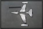 ADJ 180 - Housse de protection voilures, stabs et nez en aluminium