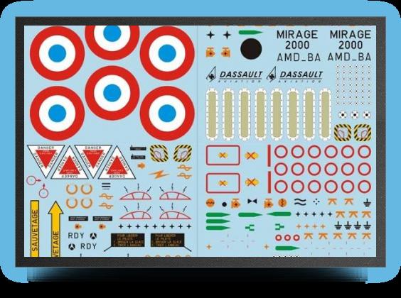 Jets - DÉcalques armÉe de l'air - DÉcalques armÉe de l'air - Aviation Design