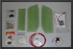 ADJ 820E - Kit trappes de train avec electro valve