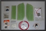ADJ 820E : Kit Trappes De Train Avec Electro Valve - Jets radio-commandés - Aviation Design