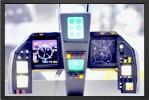 ADJ 853 - Tableau de bord éclairant LCD