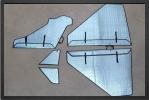 ADJ 865 : Housse De Protection Voilures Canards Et DÉrive - Jets radio-commandés - Aviation Design
