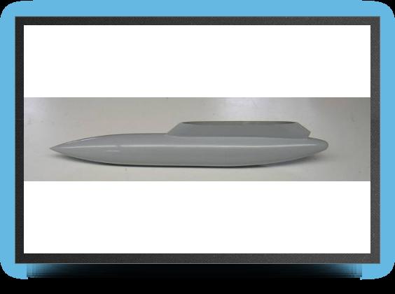 Jets - 2 réservoirs sous voilure supersoniques (petite taille) - 2 réservoirs sous voilure supersoniques (petite taille) - Aviation Design