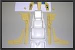 ADJ 255 - Kit intérieur cockpit monoplace