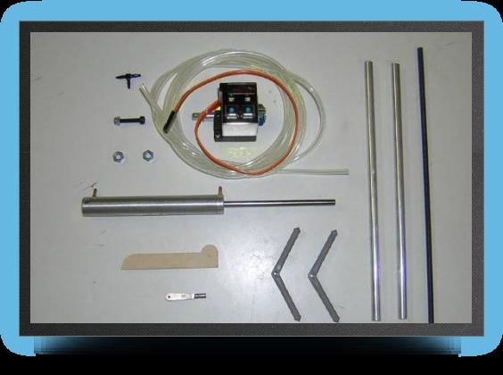 Jets - AÉrofrein dorsal + electro valve - AÉrofrein dorsal + electro valve - Aviation Design