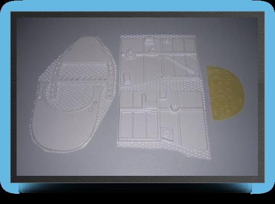 Jets - Kit intérieur cockpit - Kit intérieur cockpit - Aviation Design