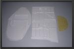 ADW 209 : Kit Intérieur Cockpit - Jets radio-commandés - Aviation Design