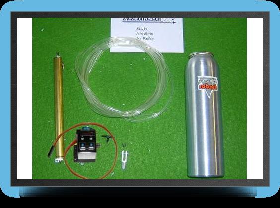 Jets - AÉrofrein avec electro valve - AÉrofrein avec electro valve - Aviation Design
