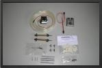 ADJ 295E - Kit trappes de train avec electro valve