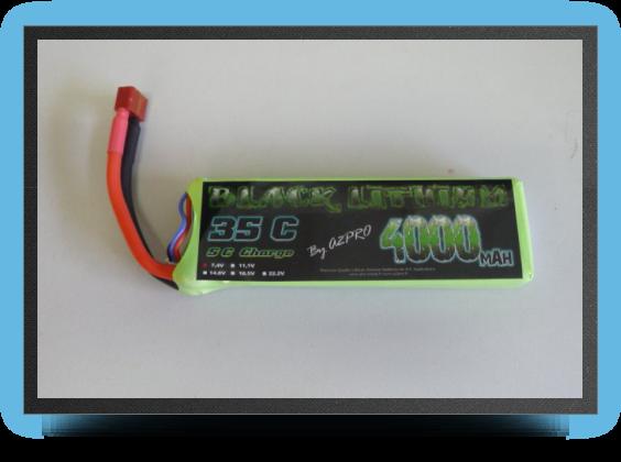Jets - Batterie lipo 4000 mah - Batterie lipo 4000 mah - Aviation Design
