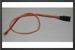 ACC 13015 : Prise Femelle Dorée JR, 0.30 mm² - Jets radio-commandés - Aviation Design