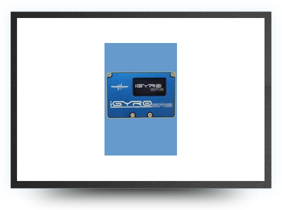 Jets - Powerbox iGyro avec GPS + adaptateur USB - Powerbox iGyro avec GPS + adaptateur USB - Aviation Design