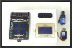 ADP 4710 : Powerbox Royal Srs Avec Ecran Lcd Et Gps - Jets radio-commandés - Aviation Design