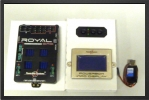 ADP 4720 : Powerbox Royal Srs Avec Ecran Lcd - Jets radio-commandés - Aviation Design