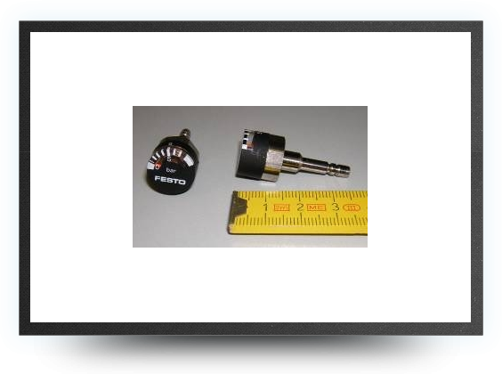 Jets - Micro manomètre pour tuyau Festo diamètre 4 x 3 mm - Micro manomètre pour tuyau Festo diamètre 4 x 3 mm - Aviation Design