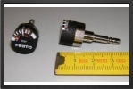 FES MA-15 : Micro Manomètre Pour Tuyau Festo Diamètre 4 x 3 mm - Jets radio-commandés - Aviation Design