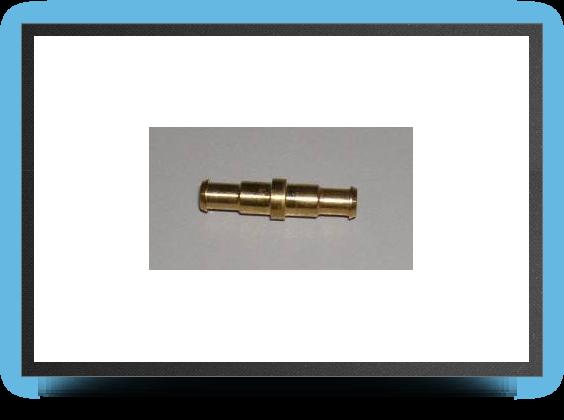 Jets - Raccord laiton pour durite 6 ext et  4  int - Raccord laiton pour durite 6 ext et  4  int - Aviation Design