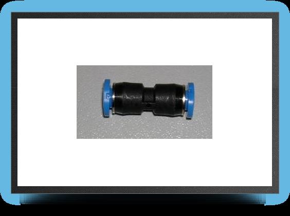 Jets - Raccord rapide pour tuyau Festo diamètre 6 mm x 4 mm - Raccord rapide pour tuyau Festo diamètre 6 mm x 4 mm - Aviation Design