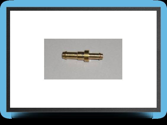 Jets - Raccord réducteur laiton pour durite 4 mm x 3 mm à 3 mm x 2 mm - Raccord réducteur laiton pour durite 4 mm x 3 mm à 3 mm x 2 mm - Aviation Design