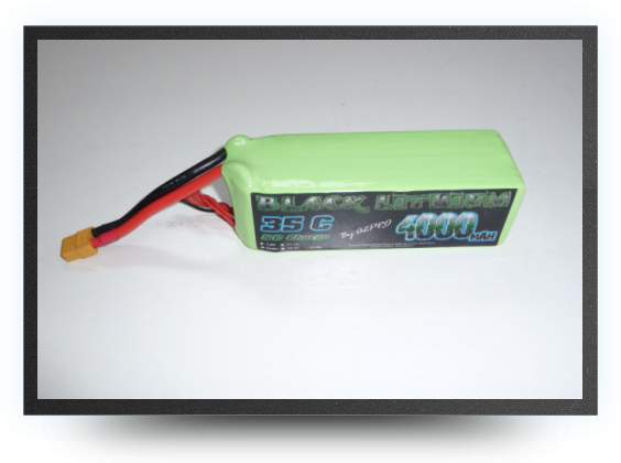 Jets - Batterie lipo 4000 mah 35c 6s - Batterie lipo 4000 mah 35c 6s - Aviation Design