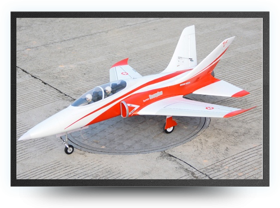 Jets - Mini scorpion 80mm edf 6s - Mini scorpion 80mm edf 6s - Aviation Design