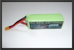 ADE 9400363 : Batterie Lipo 4000 Mah 35c 6s - Jets radio-commandés - Aviation Design