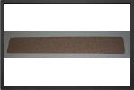 F102 : Lime Plate Longueur 38mm x 230mm.<br />gros Grains. - Jets radio-commandés - Aviation Design