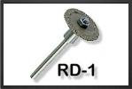 RD1 : Disque À DÉcouper 19mm Avec Arbre 3mm - Jets radio-commandés - Aviation Design