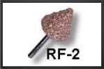 RF2C : Fraise Conique Large 16mm Arbre 3mm, Gros Grains - Jets radio-commandés - Aviation Design