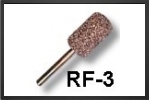 RF3C : Fraise Cylindrique 11 mm Arbre 3 mm, Gros Grains - Jets radio-commandés - Aviation Design