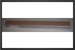 SB 840 : Cale De PonÇage<br />gros Grain Sur Une Face Et Fin Sur L\'autr<br />longueur 840mm x 51mm - Jets radio-commandés - Aviation Design