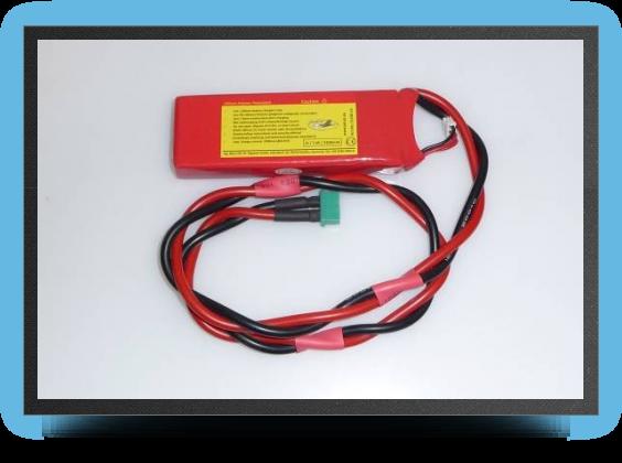 Jets - Batterie pour rÉacteur p60, p80, p120, p160, p200, 2500 mah - Batterie pour rÉacteur p60, p80, p120, p160, p200, 2500 mah - Aviation Design