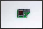 CAT 61108-50 : Interface Led I/o Pcb Mini P90,p100,p140,p180 - Jets radio-commandés - Aviation Design