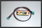 CAT 61168-00 : Led I/o Pcb En BoÎtier Jet Cat P60,p80,p120,p160,p200 - Jets radio-commandés - Aviation Design