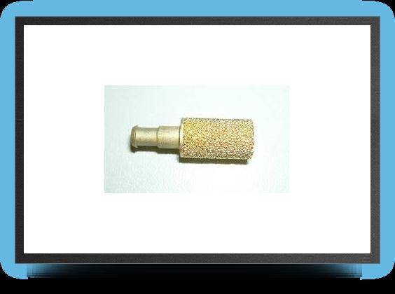 Jets - Plongeur laiton réservoir 9 mm pour kérosène pour durite Tygon diamètre int 3 mm - Plongeur laiton réservoir 9 mm pour kérosène pour durite Tygon diamètre int 3 mm - Aviation Design
