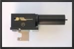 BO C50-F : Train Rentrant 3 Jambes, Double Effet, Faible épaisseur (pour Montage Dans Voilure).<br />Système Complet Comprenant Les 3 Boîtiers, Tubes Et  Raccords Festo, Valve De Remplissage, Distributeur Et Bouteille D'air.<br />Pour Jambe De Train En 8 mm.<br />Conçu Pour Modèle De 14 à 20 Kg.<br />Système Complet : 595 Gr. - Jets radio-commandés - Aviation Design